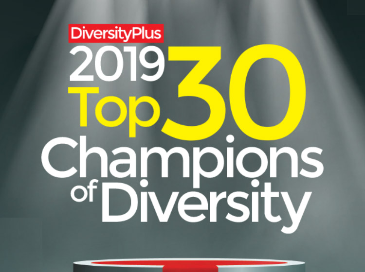 DIVERSITYPLUS RECOGNIZES NATIONAL DIVERSITY LEADERS