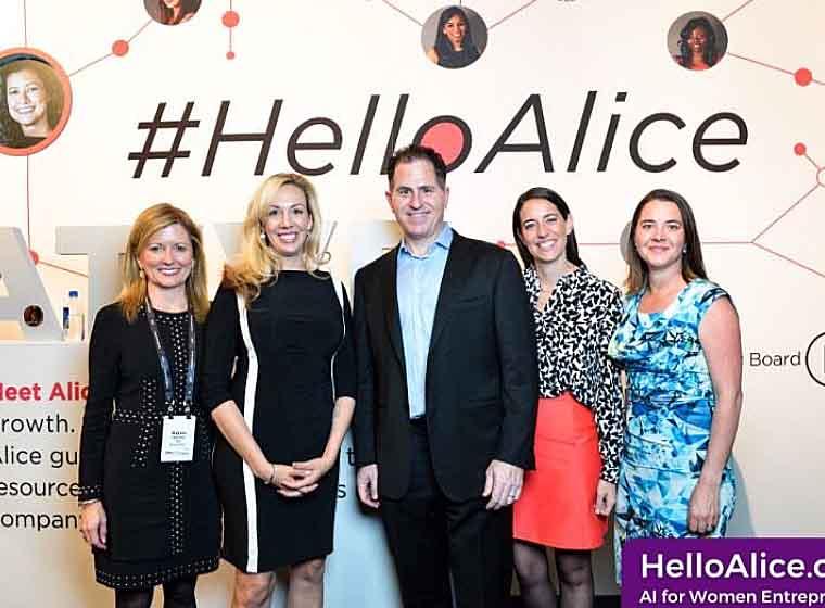"""""""Hello Alice"""" ... Meet the World"""