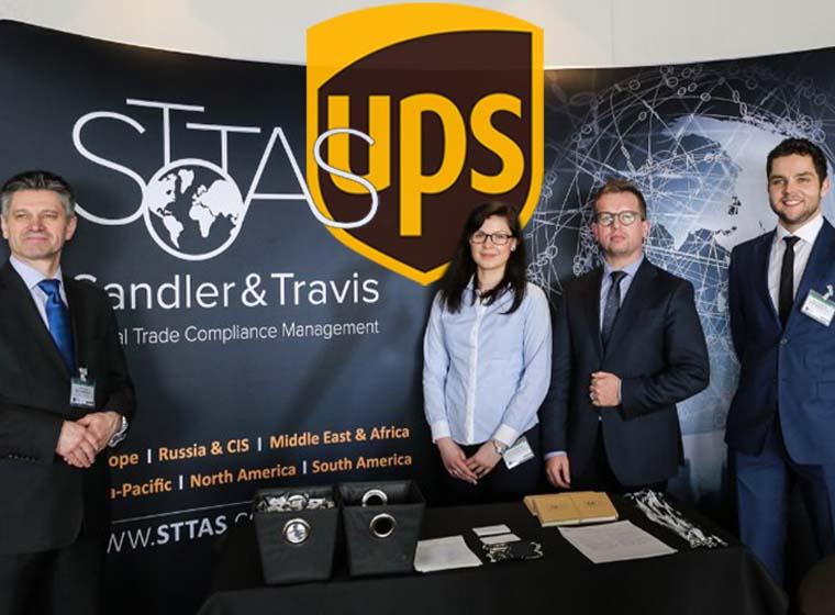 UPS Acquires Sandler & Travis Trade Advisory Services (STTAS)