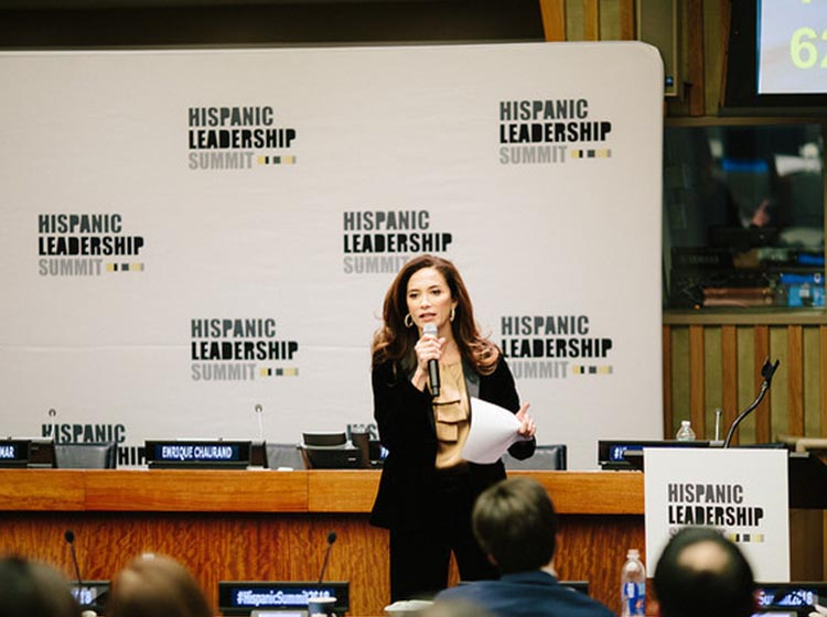 First Hispanic Leadership Summit at United Nations Concludes with Call to Hispan...