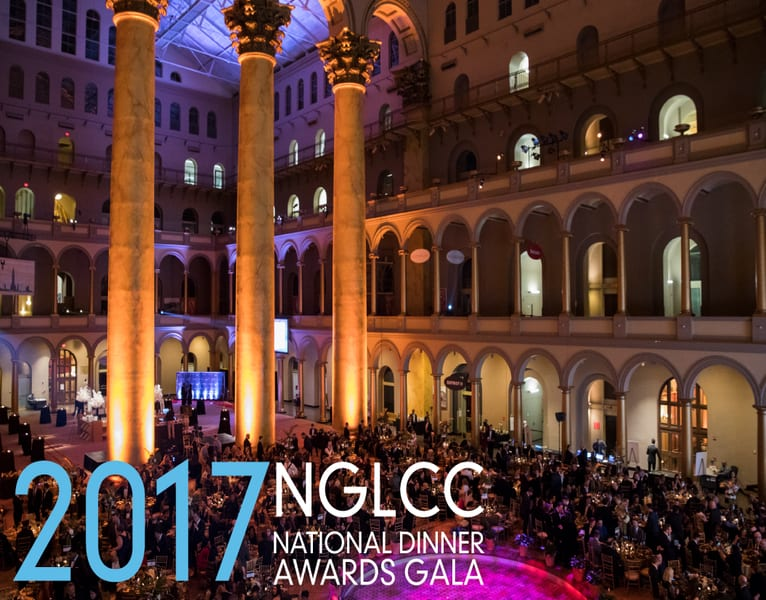 NGLCC Celebrates 15 Years at 2017 National Dinner Gala