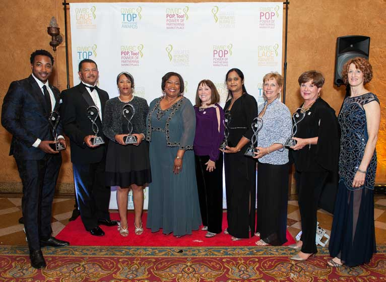 Georgia Power named Corporation of The Year during the Greater Women's Business ...
