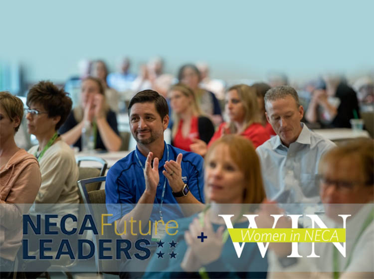 Diversity and Inclusion Take Center Stage During Women In NECA and Future Leader...