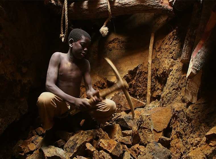 an analysis of the story of wells and oleniuk about the reality of mining in congo Gingrich's analysis of polls and gingrich serves as an advisor to the canadian mining gingrich said the story was false and told moderator.