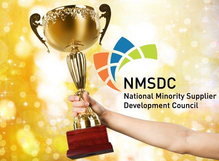 National Minority Supplier Development Council recognizes achievements of Corpor...