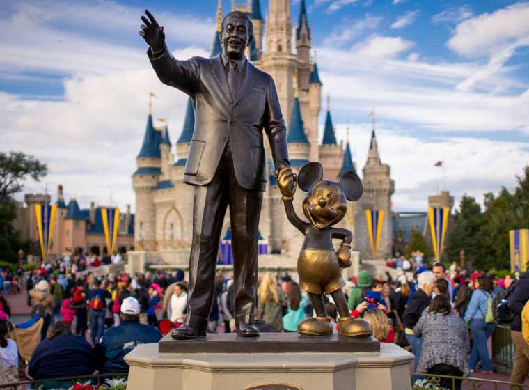 "Disney Ranks High on List of ""The World's Most Reputable Companies"""