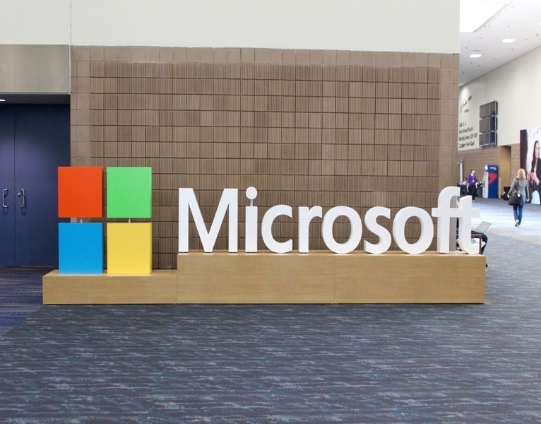 Microsoft Recognizes Outstanding Contributions by Suppliers