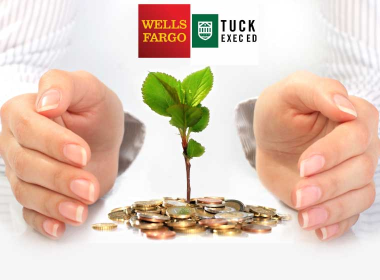 Wells Fargo and Tuck Announce Scholarship Program for Diverse Businesses