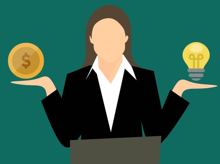 Women Face Widest Wage Gap in Financial Service Jobs, But Out-Earn Men in Food Service